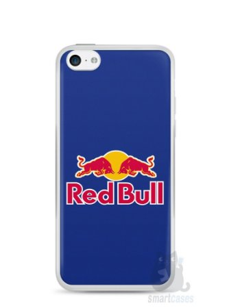 Capa Iphone 5C Red Bull #2