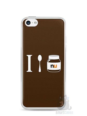 Capa Iphone 5C Nutella #4