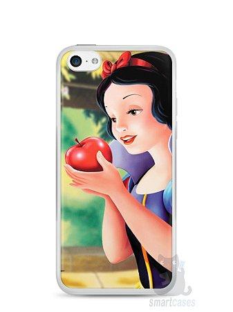 Capa Iphone 5C Branca de Neve