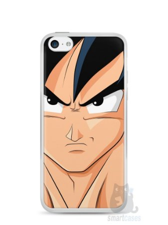 Capa Iphone 5C Dragon Ball Z Goku