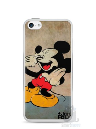 Capa Iphone 5C Mickey Mouse #3