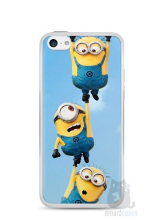 Capa Iphone 5C Minions #2