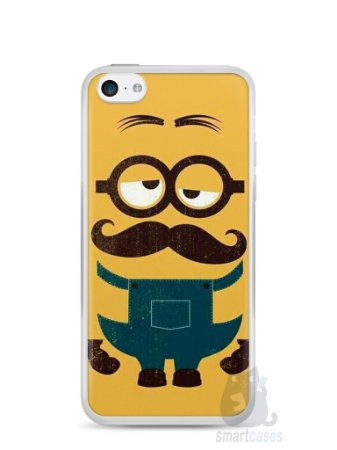 Capa Iphone 5C Minions #3