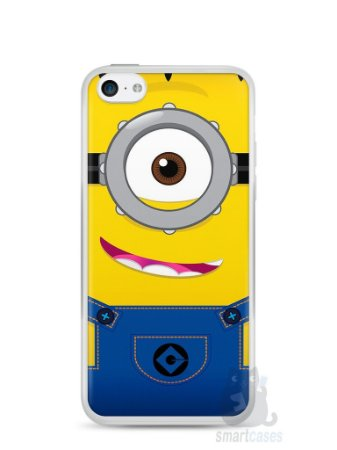 Capa Iphone 5C Minions #5