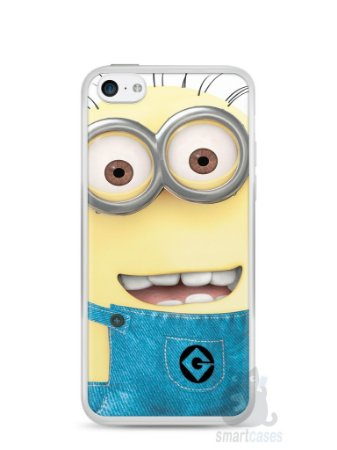 Capa Iphone 5C Minions #7
