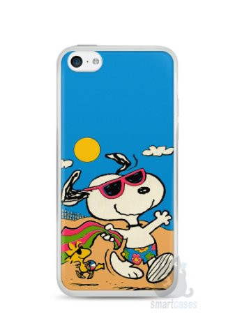 Capa Iphone 5C Snoopy #1