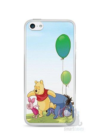 Capa Iphone 5C Ursinho Pooh