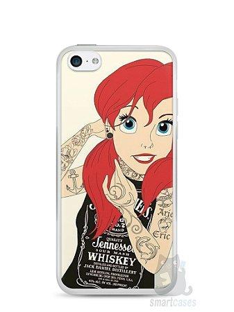 Capa Iphone 5C Ariel Jack Daniels