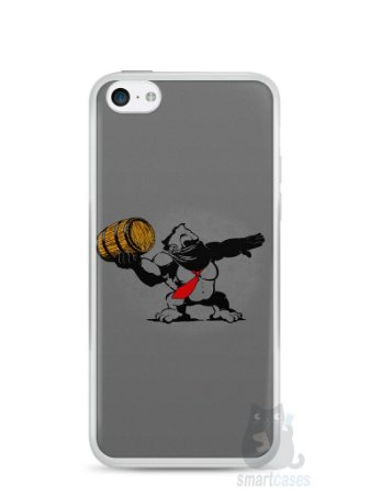 Capa Iphone 5C Donkey Kong