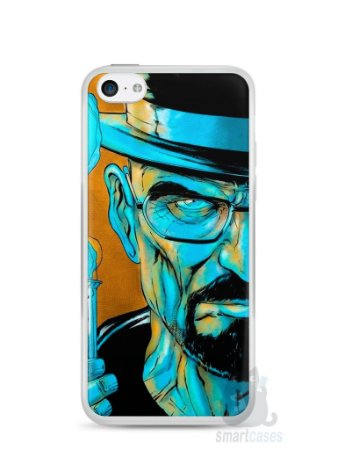 Capa Iphone 5C Breaking Bad #1