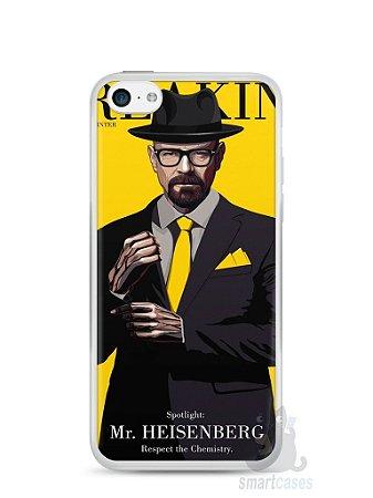 Capa Iphone 5C Breaking Bad #2