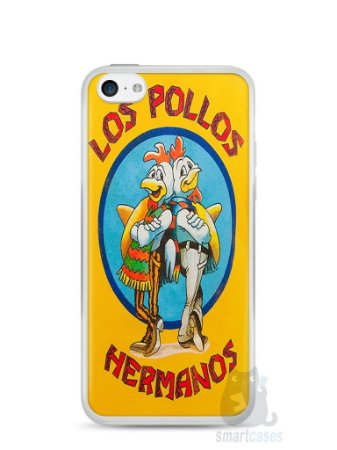 Capa Iphone 5C Breaking Bad Los Pollos Hermanos #2