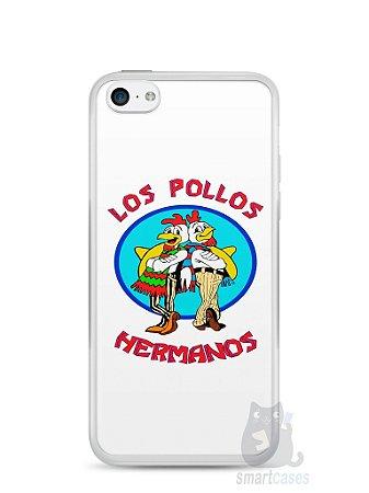 Capa Iphone 5C Breaking Bad Los Pollos Hermanos #1