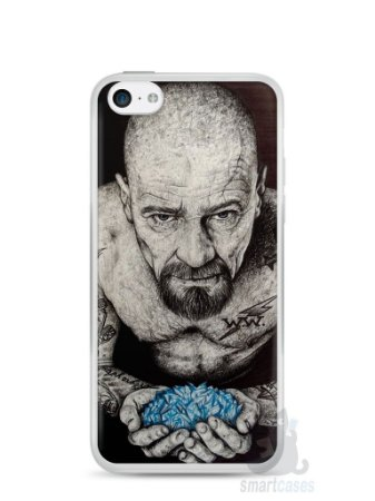 Capa Iphone 5C Breaking Bad #4