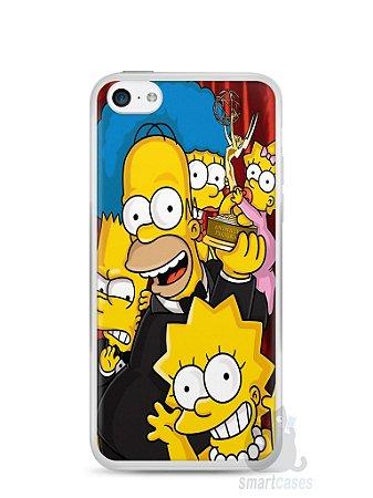 Capa Iphone 5C Família Simpsons #2