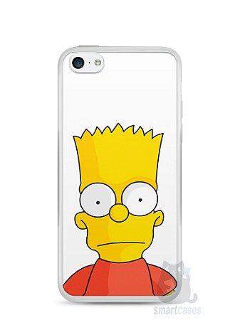 Capa Iphone 5C Bart Simpson