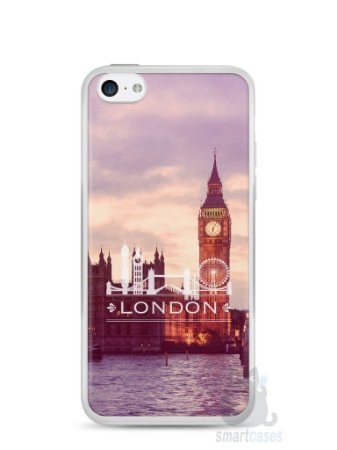 Capa Iphone 5C Londres #1