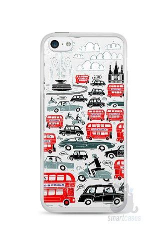Capa Iphone 5C Londres #2