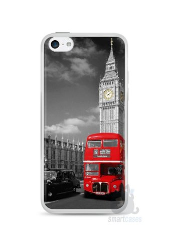 Capa Iphone 5C Londres #3