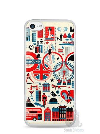 Capa Iphone 5C Londres #4