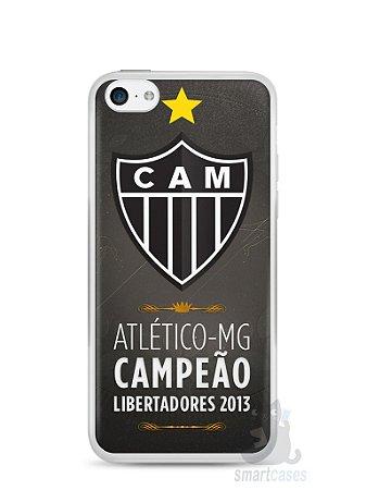 Capa Iphone 5C Time Atlético Mineiro Galo #3