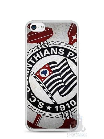 Capa Iphone 5C Time Corinthians #1