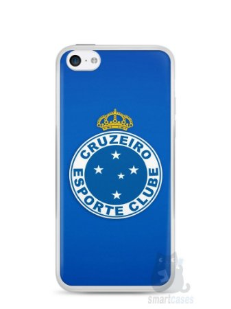 Capa Iphone 5C Time Cruzeiro #1
