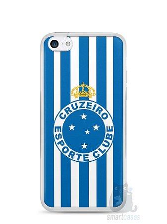 Capa Iphone 5C Time Cruzeiro #2
