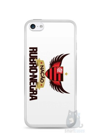 Capa Iphone 5C Time Flamengo #3