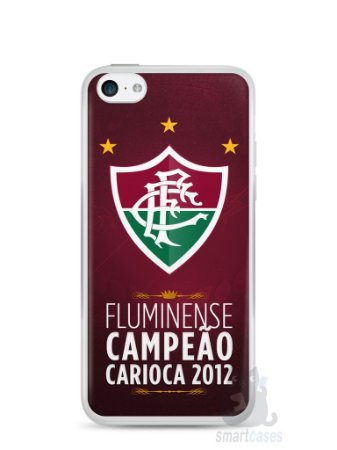 Capa Iphone 5C Time Fluminense #2