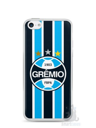 Capa Iphone 5C Time Grêmio