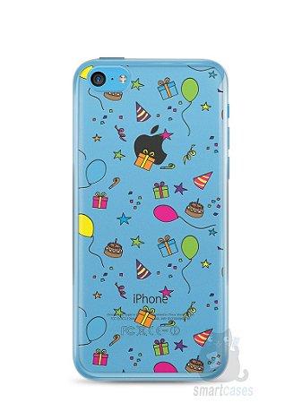Capa Iphone 5C Festa