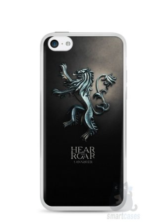 Capa Iphone 5C Game Of Thrones Lannister