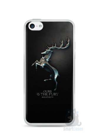 Capa Iphone 5C Game Of Thrones Baratheon