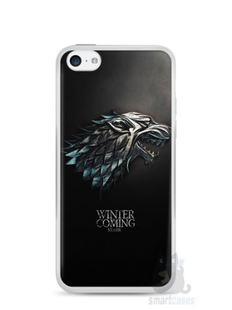 Capa Iphone 5C Game Of Thrones Stark