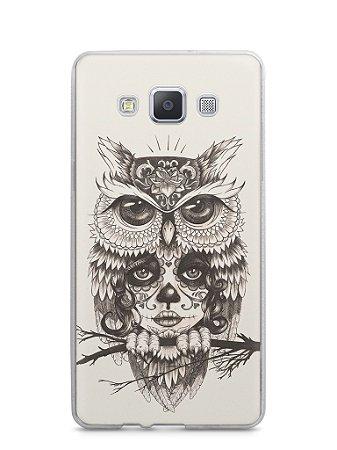 Capa Samsung A5 Coruja #4