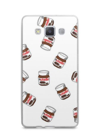 Capa Samsung A5 Nutella #5