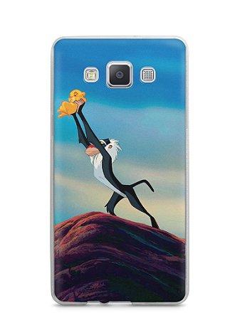 Capa Samsung A5 Rei Leão