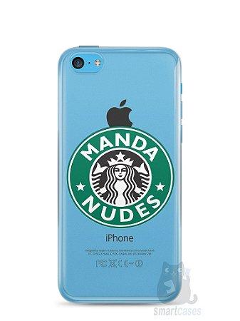 Capa Iphone 5C Manda Nudes