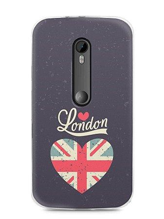 Capa Moto G3 Londres #5