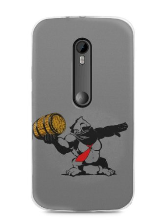 Capa Moto G3 Donkey Kong