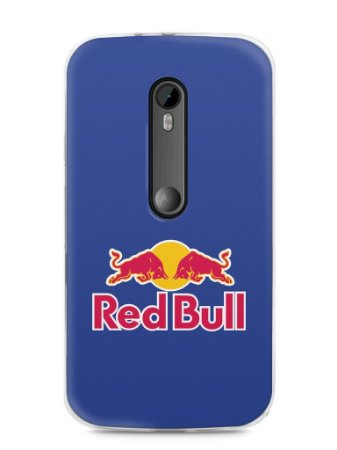 Capa Moto G3 Red Bull #2
