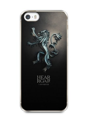 Capa Iphone 5/S Game Of Thrones Lannister