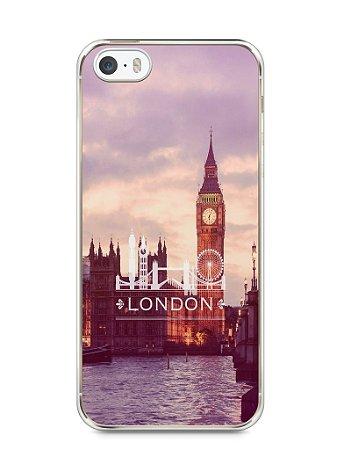 Capa Iphone 5/S Londres #1
