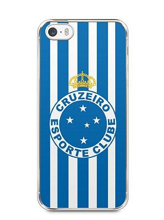 Capa Iphone 5/S Time Cruzeiro #2