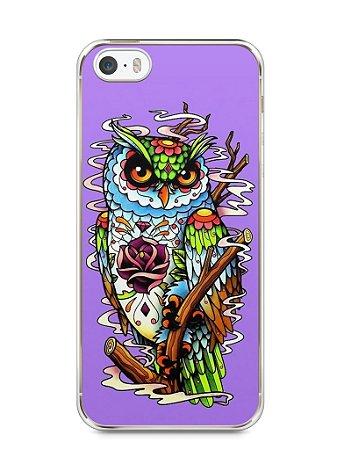 Capa Iphone 5/S Coruja #2