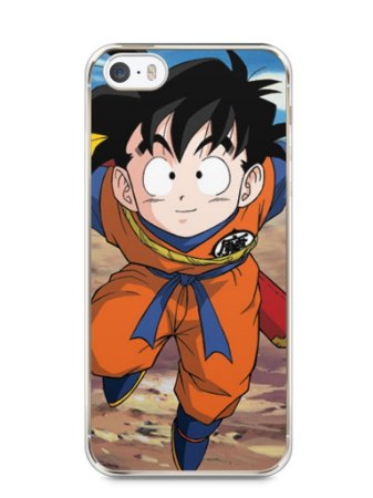 Capa Iphone 5/S Dragon Ball Z Gohan Pequeno