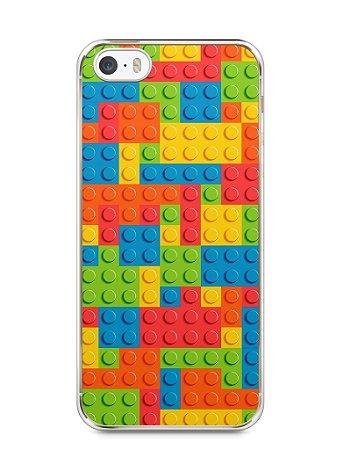 Capa Iphone 5/S Lego