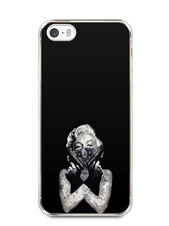 Capa Iphone 5/S Marilyn Monroe #5