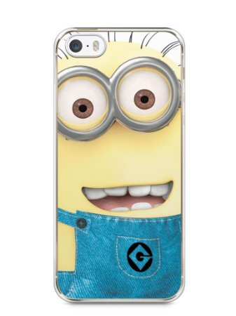 Capa Iphone 5/S Minions #7